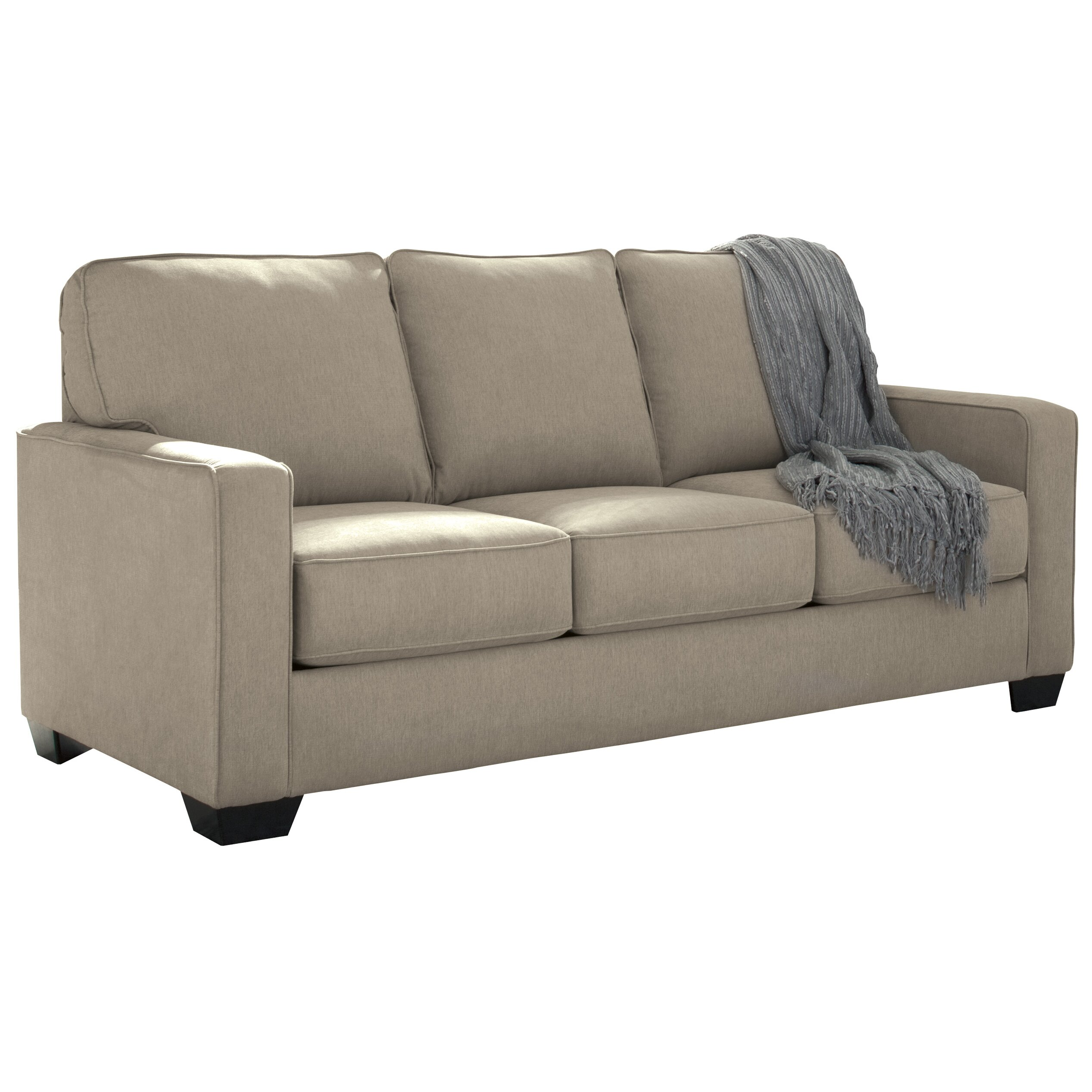 benchcraft sectional reviews benchcraft zeb sleeper sofa amp reviews wayfair ca 1583
