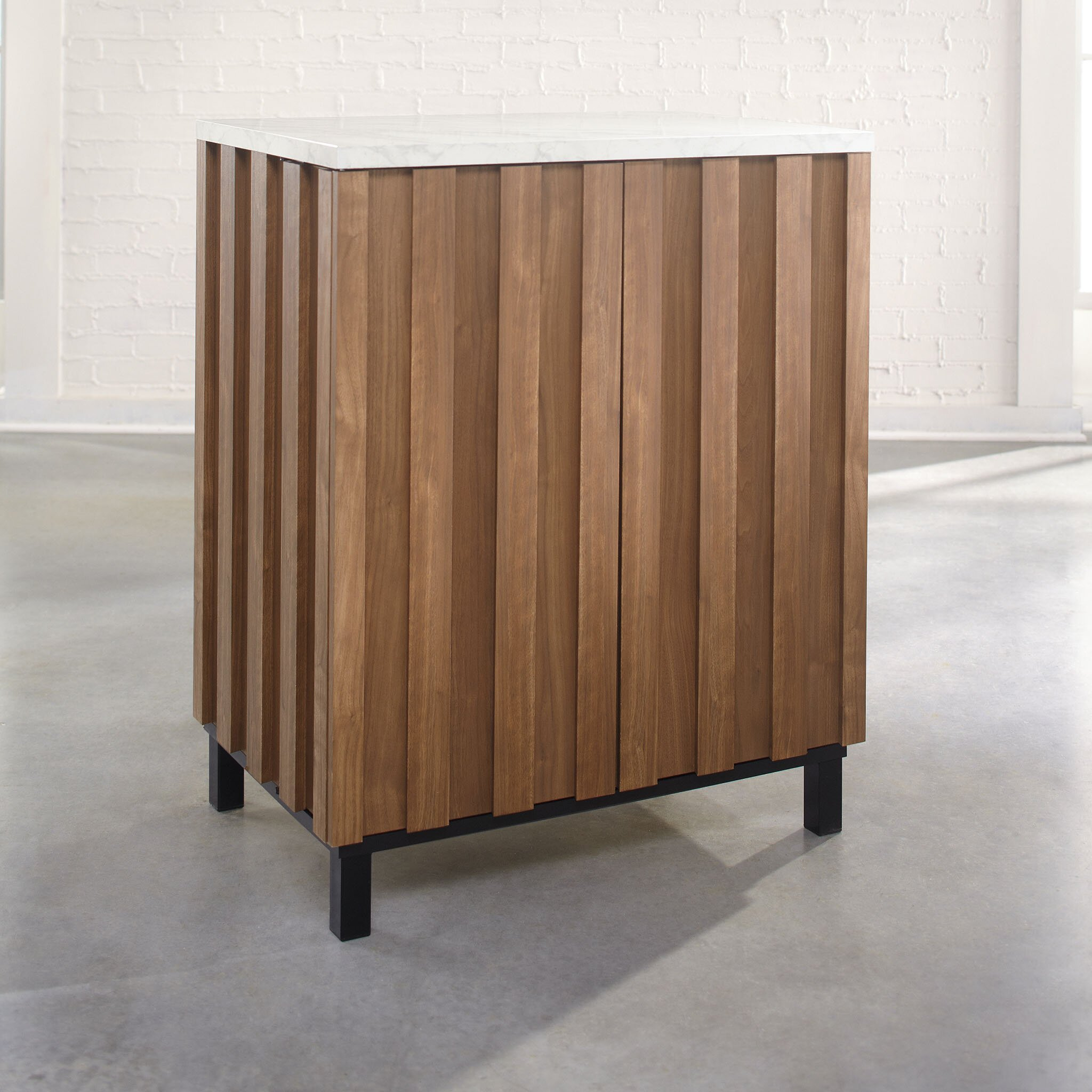 Accent cabinet with glass doors -  Accent Console Cabinet 11 Accent Console Cabinet