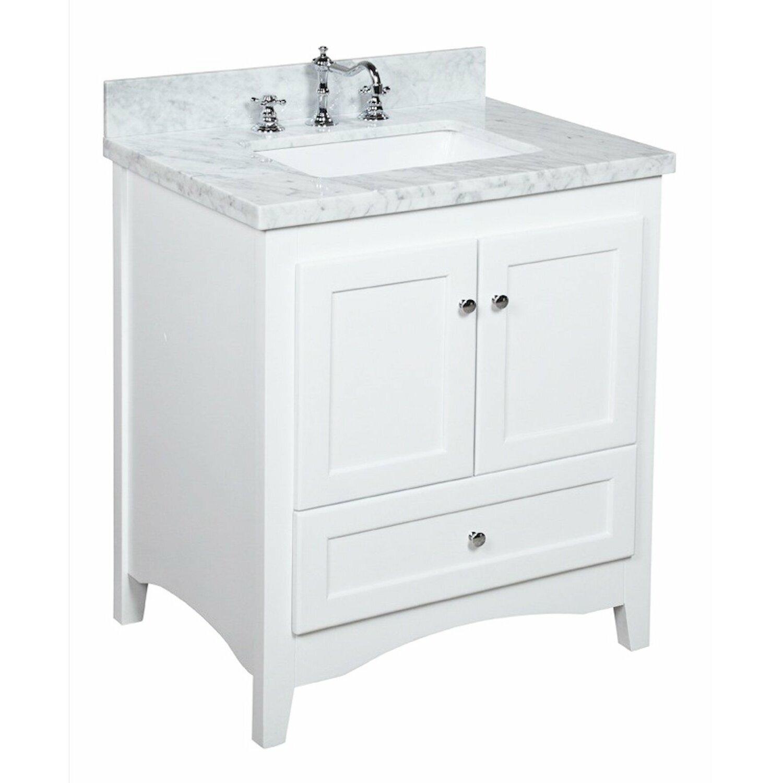 Bathroom Vanity Set Abbey 30 Single Bathroom Vanity Set Reviews Joss Main
