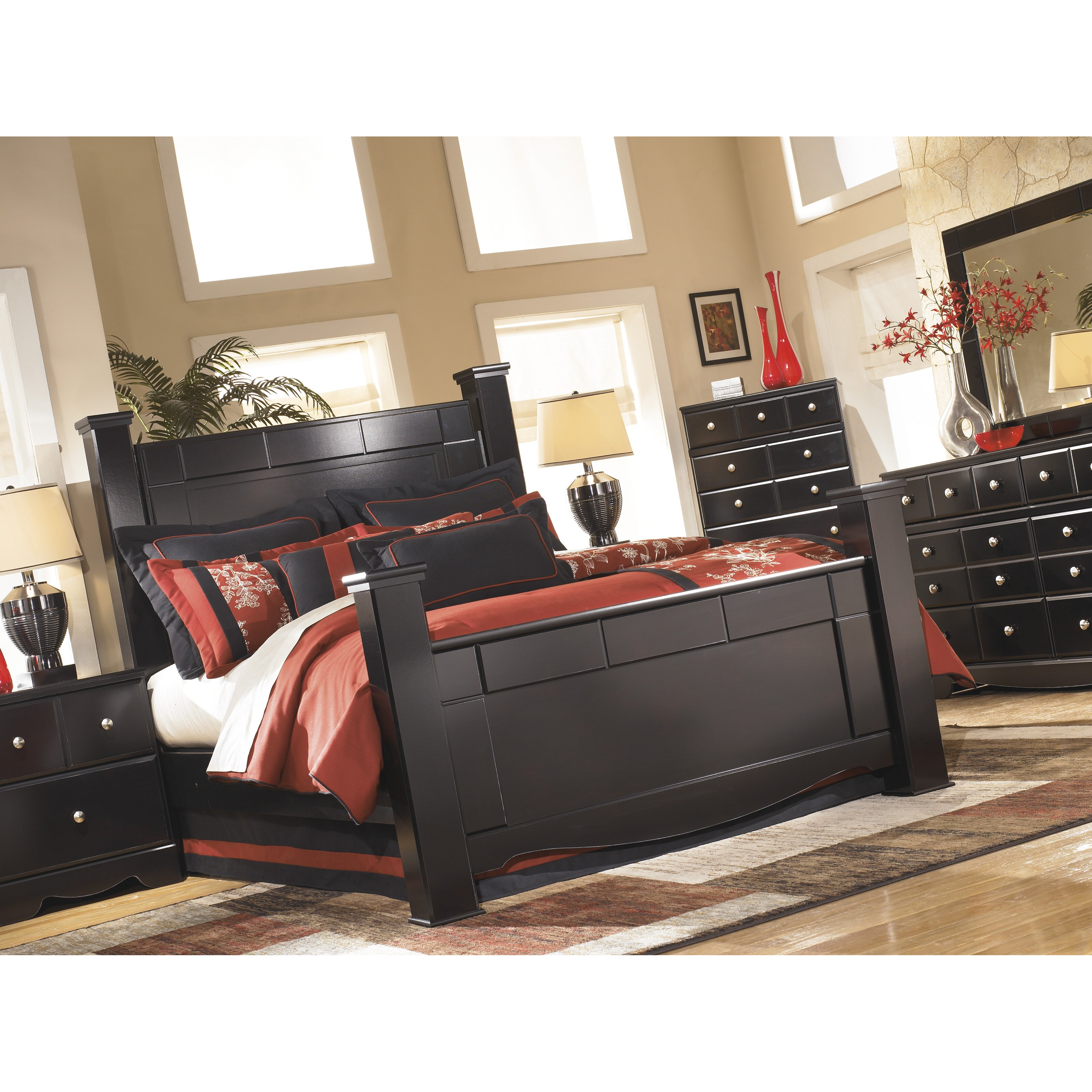 Red Barrel Studio Cannonball Way Customizable Bedroom Set .
