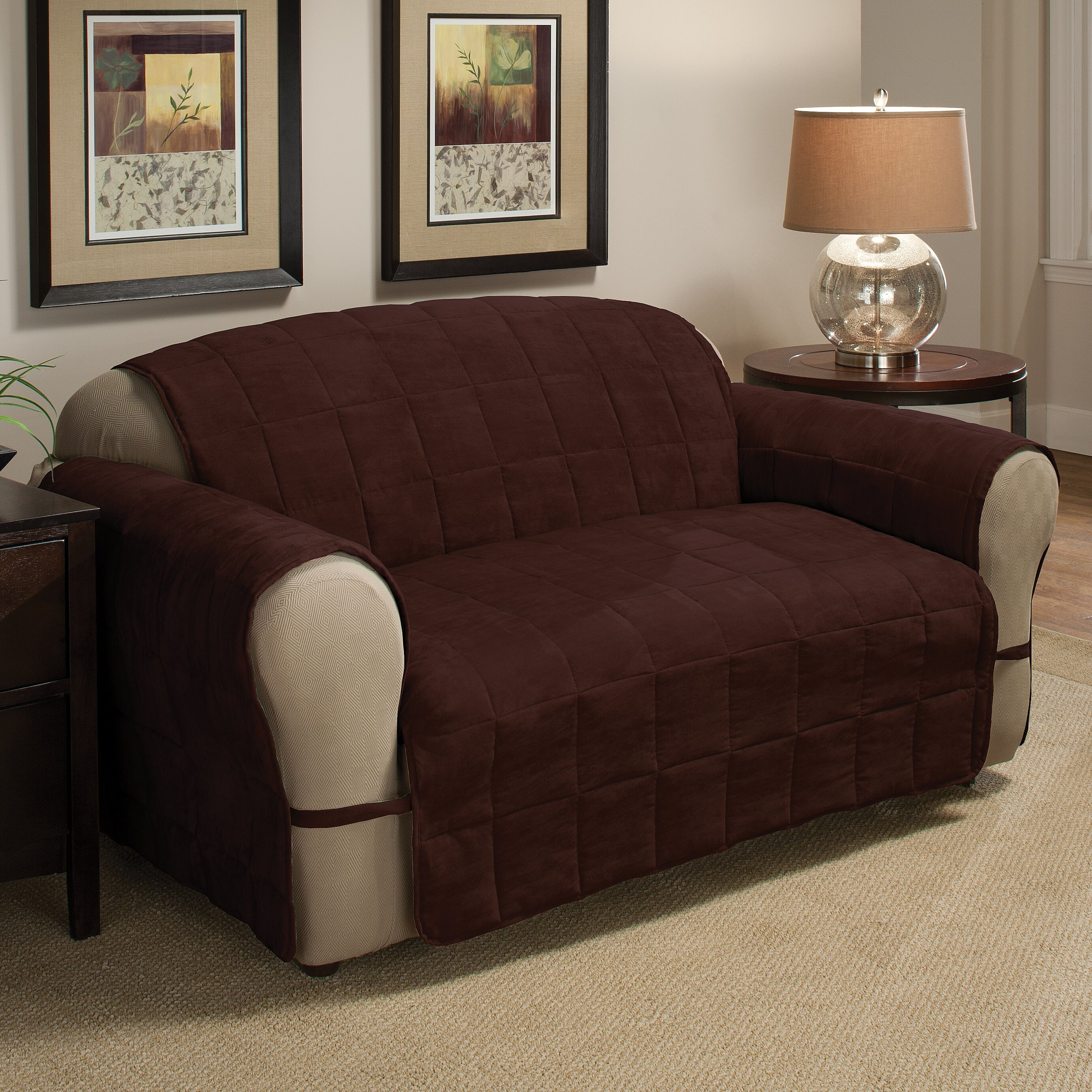 Sofa Slip Covers Lowes Replacement Sofa Slipcover Lowes