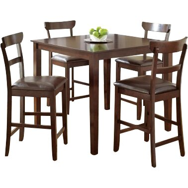 cotswold 5 piece counter height dining set reviews