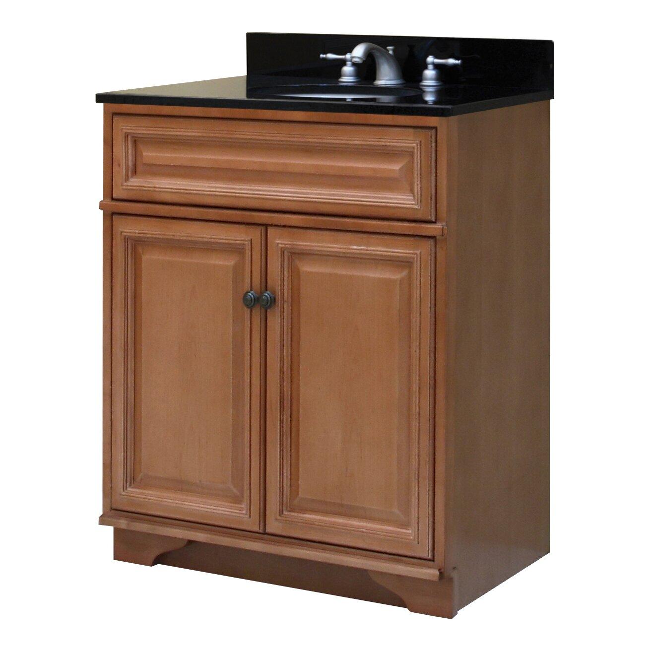 Sunnywood Kitchen Cabinets Sunny Wood Briarwood 30 Vanity Base Wayfair