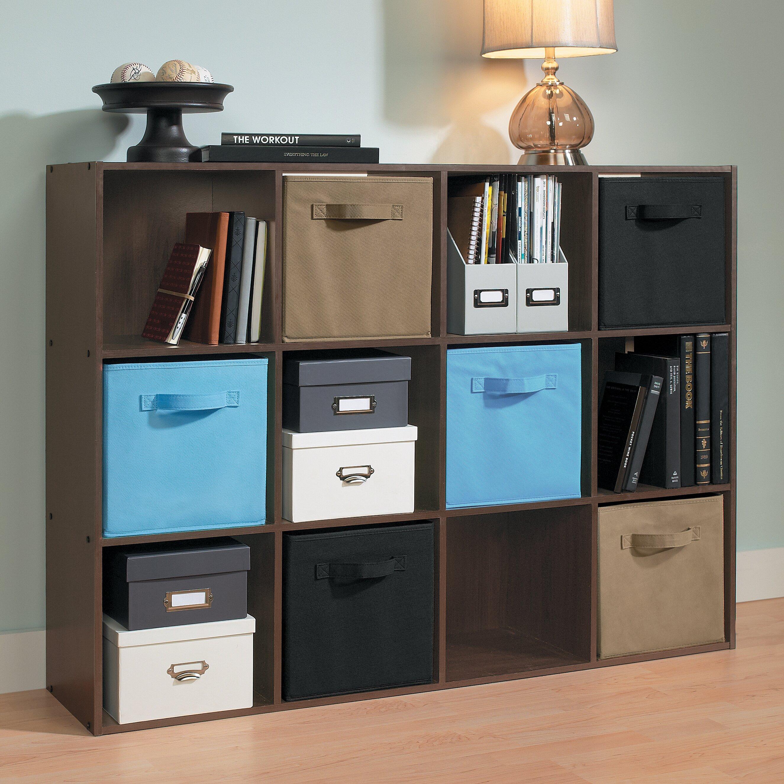 ClosetMaid Cubeicals 35 Cube Unit Bookcase