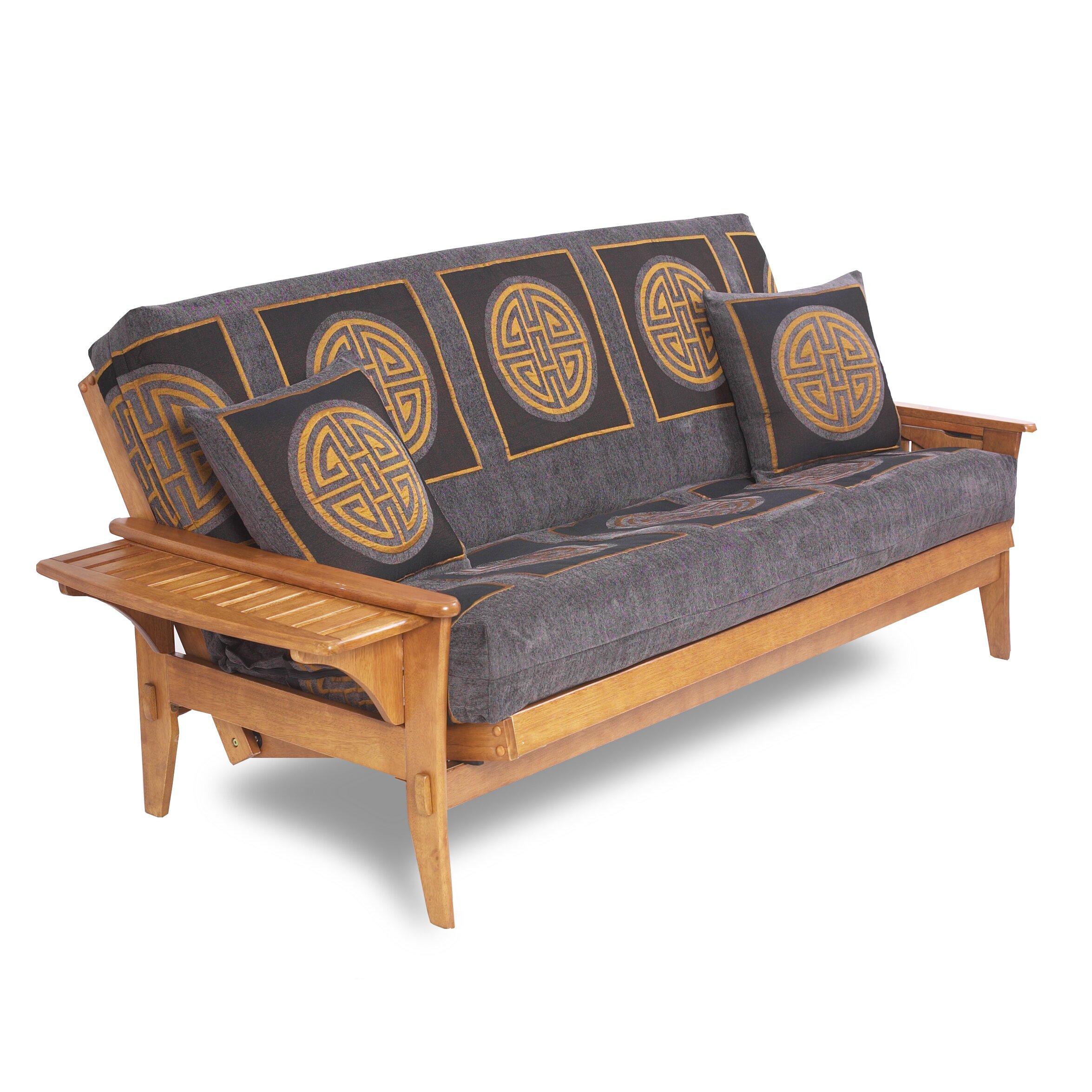 santa cruz futon frame