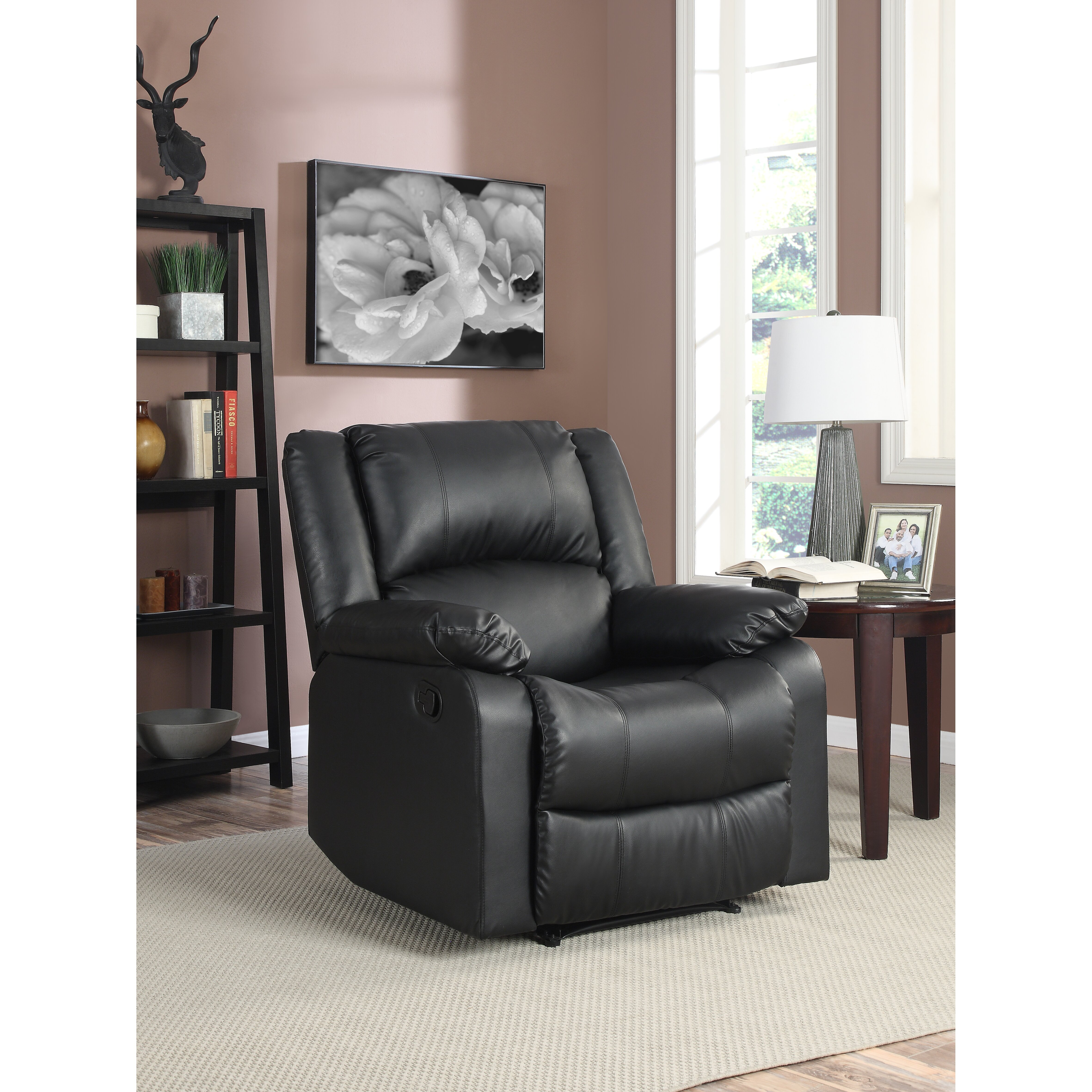 lifestyle solutions warren recliner uamp reviews wayfair with recliners on sale under