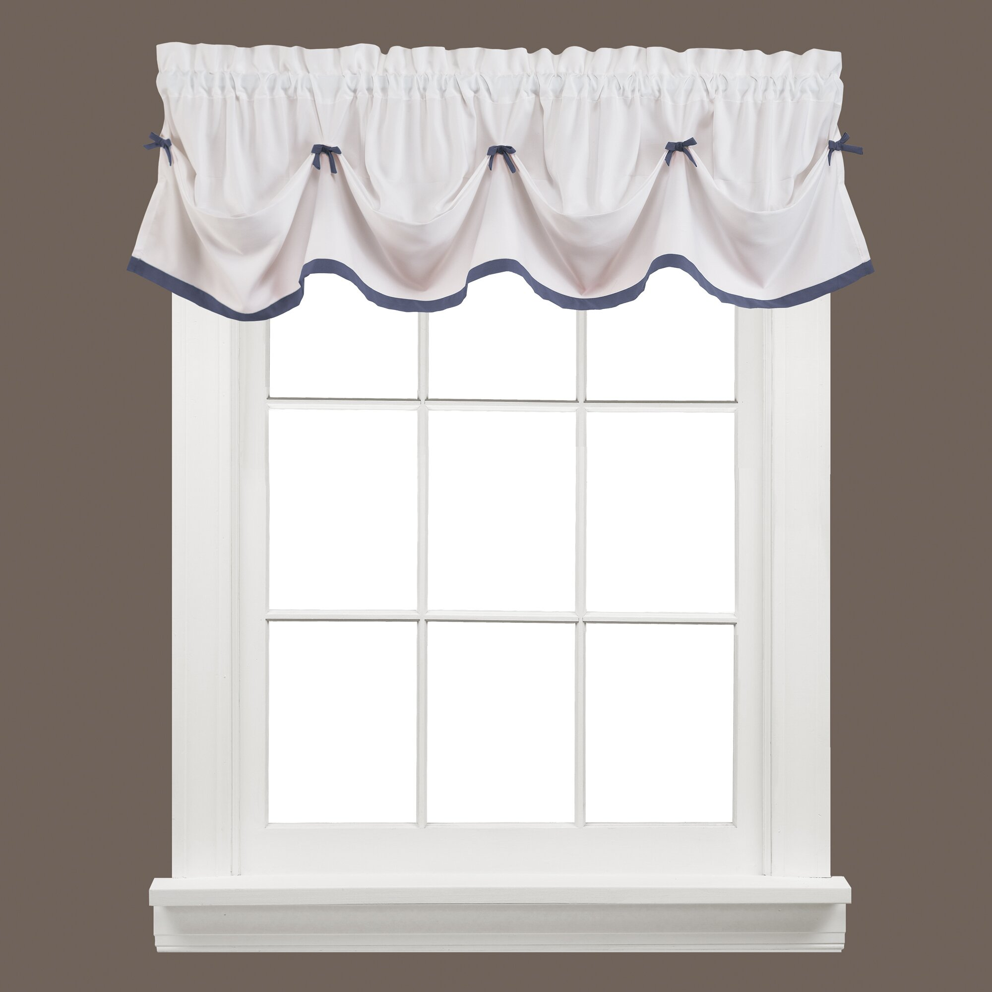 Kitchen Curtains At Walmart 100 Valance Curtains For Bedroom Kitchen Window Shades Leaves
