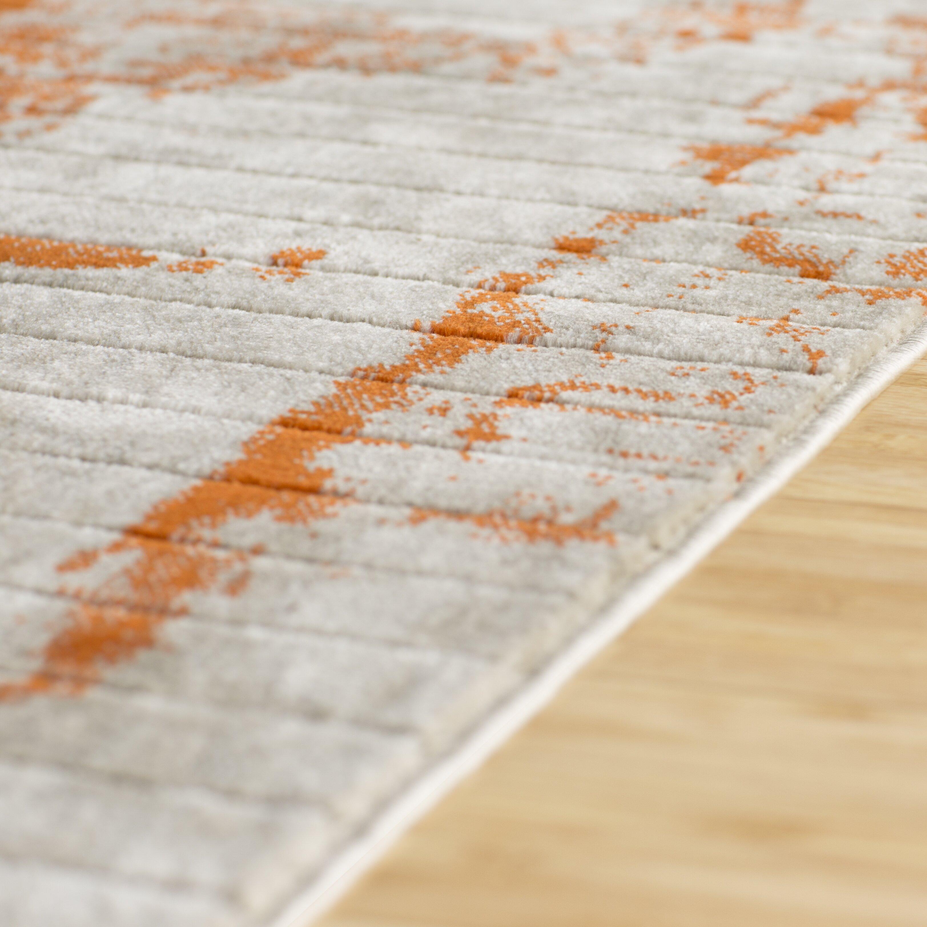 burnt orange area rugs gray and orange rug creative rugs dec