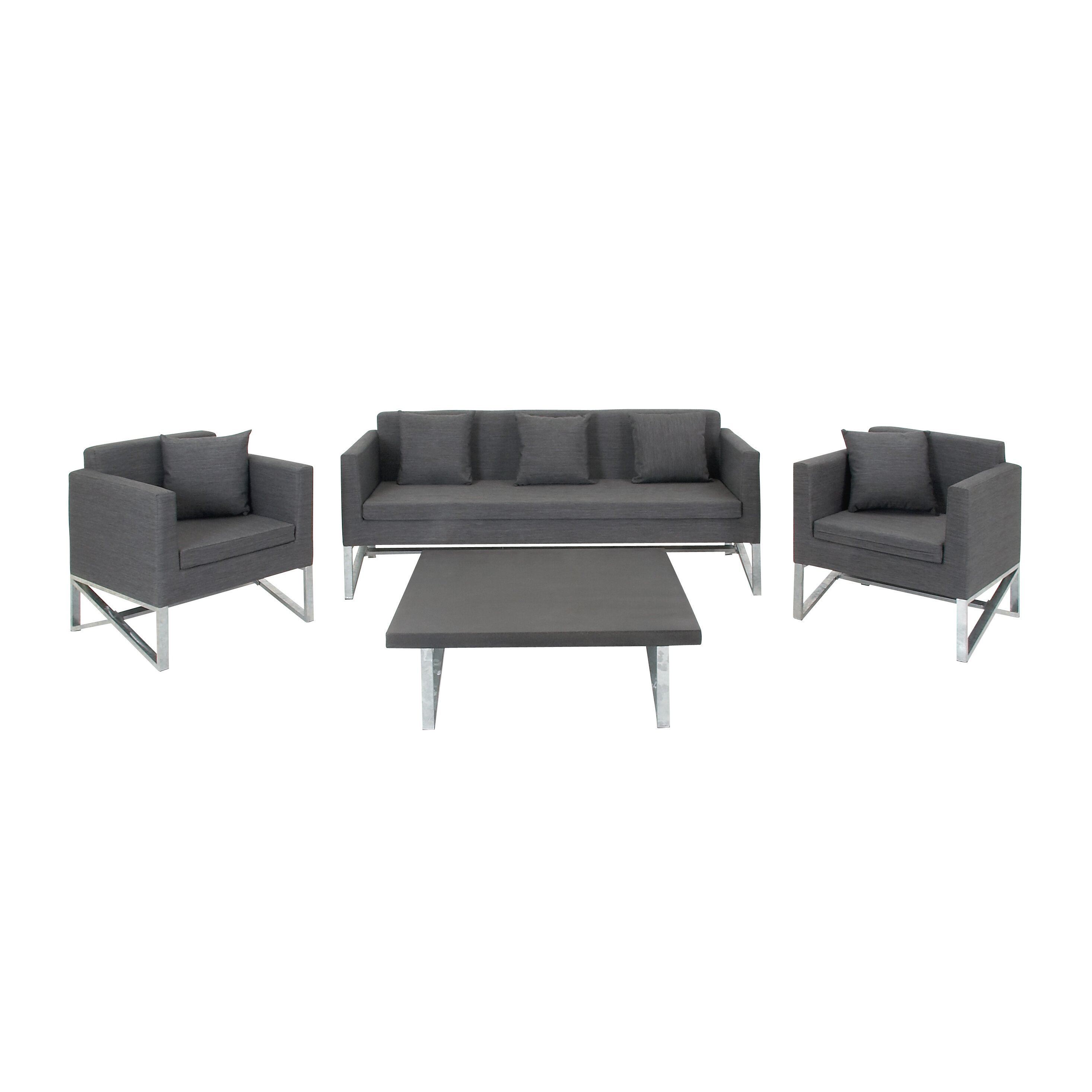Carlene 4 piece living room set joss main for 4 piece living room set