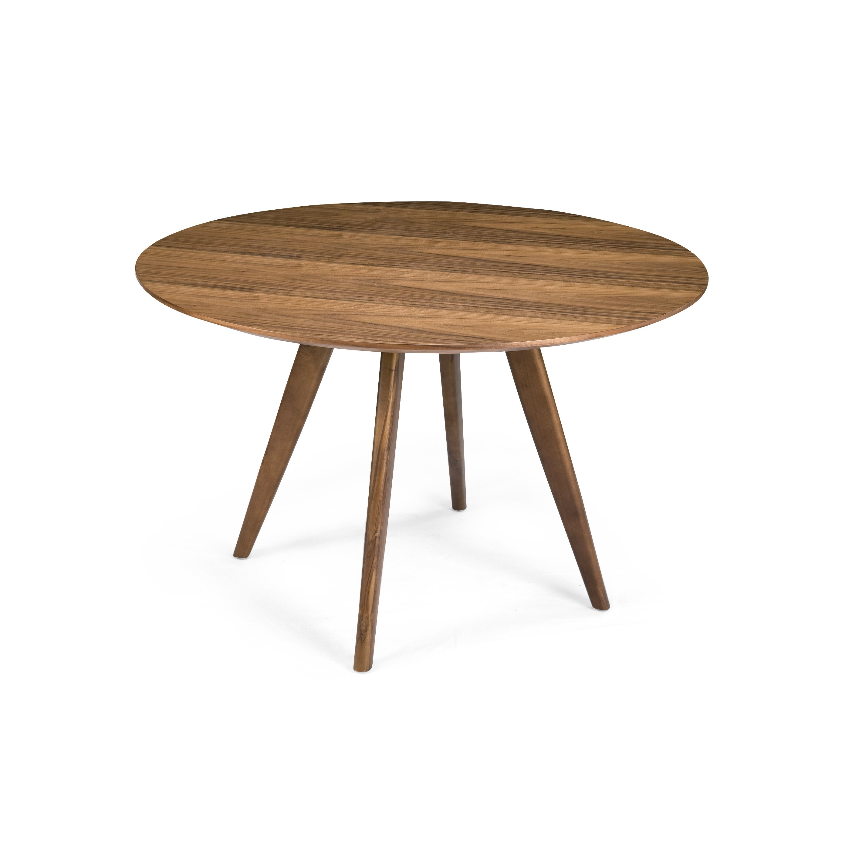 Danish Modern Dining Table Mid Century Dining Tables Youll Love Wayfair