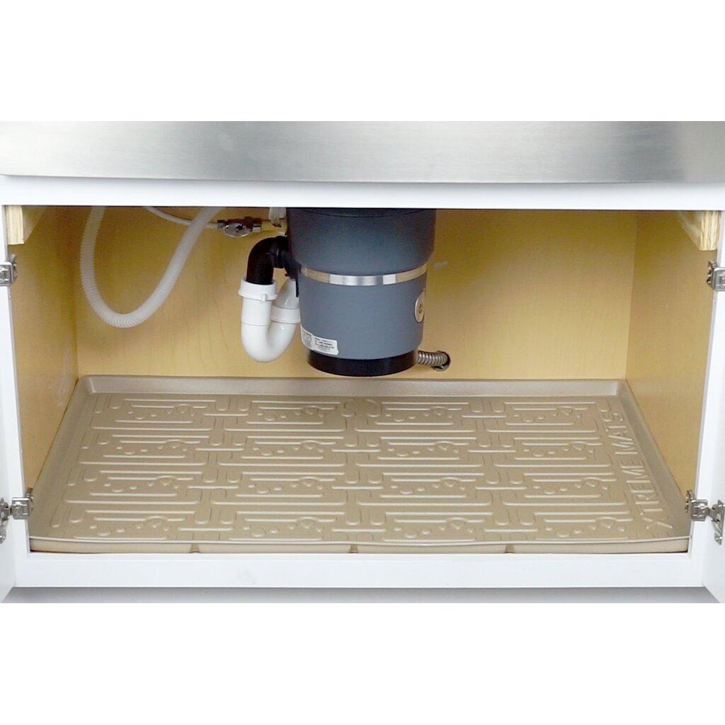 Xtreme Mats Under Sink Kitchen Drip Tray & Reviews Wayfair.ca