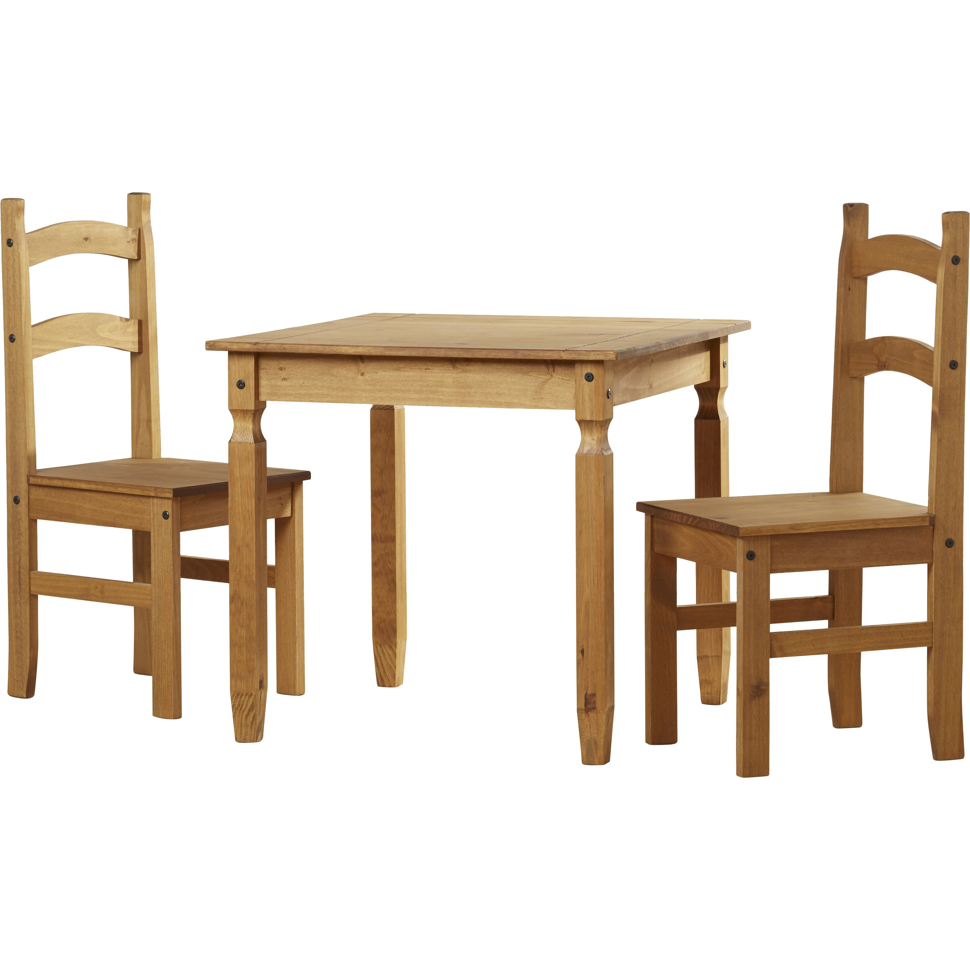 Dining Table With 2 Chairs Andover Mills Classic Corona Dining Set With 2 Chairs Reviews