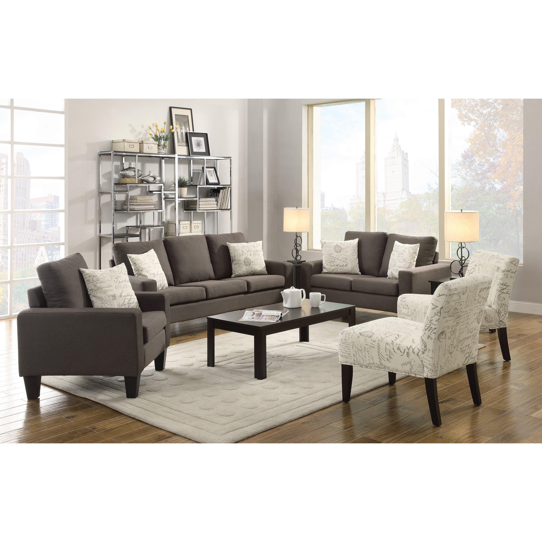 Wayfair Living Room Furniture Latitude Run Bordovice Loveseat Reviews Wayfair