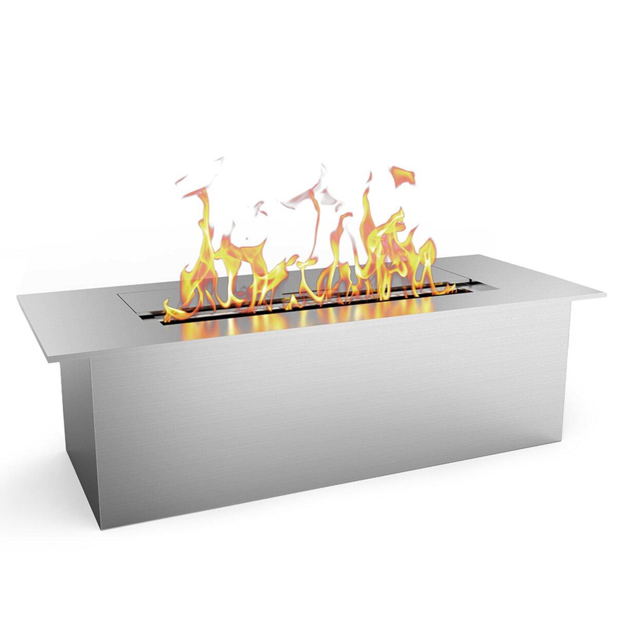 Elite Flame Ventless Bio-Ethanol Tabletop Fireplace - Ventless Bio-Ethanol Tabletop Fireplace & Reviews AllModern