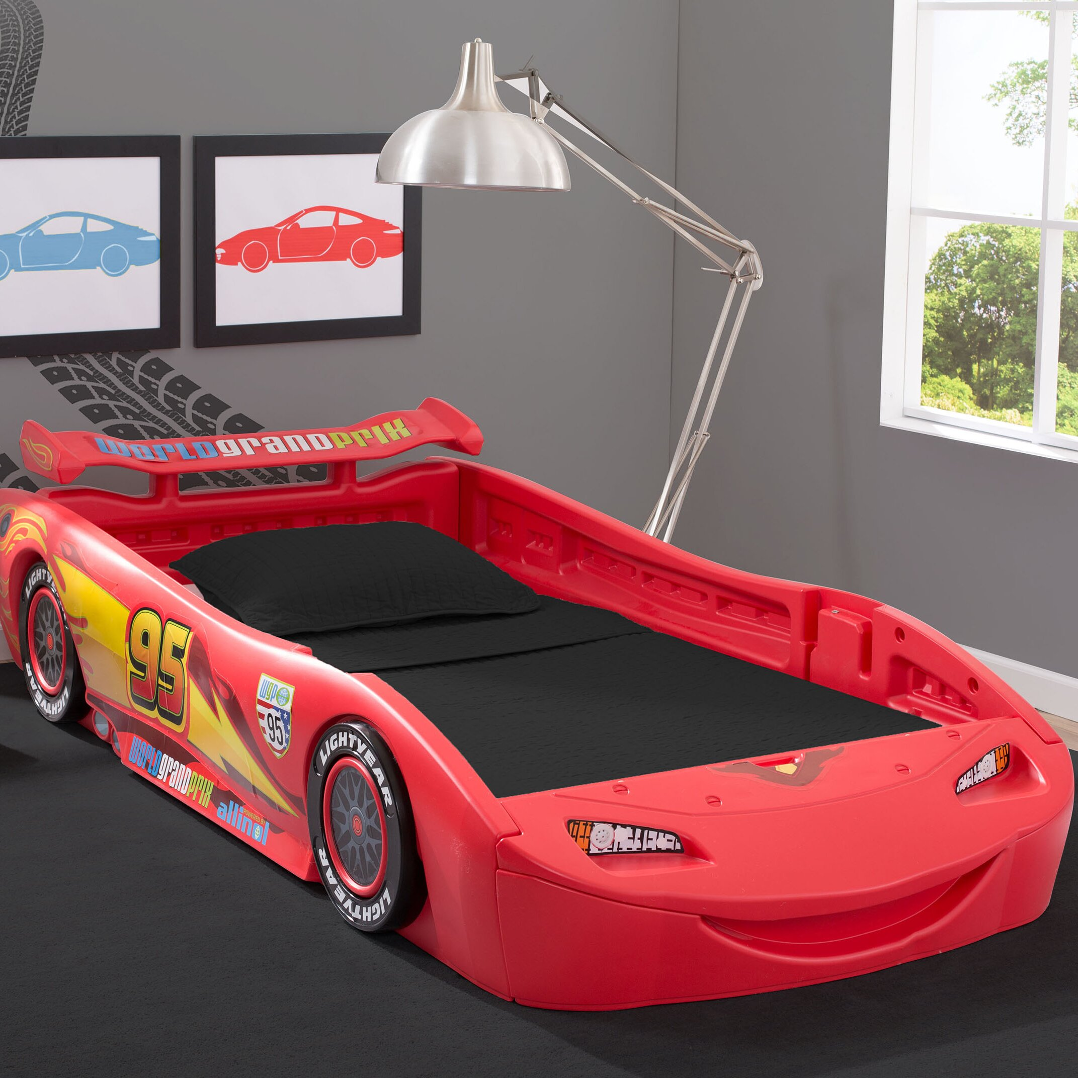 Cars Bedroom Set - Home Design Ideas