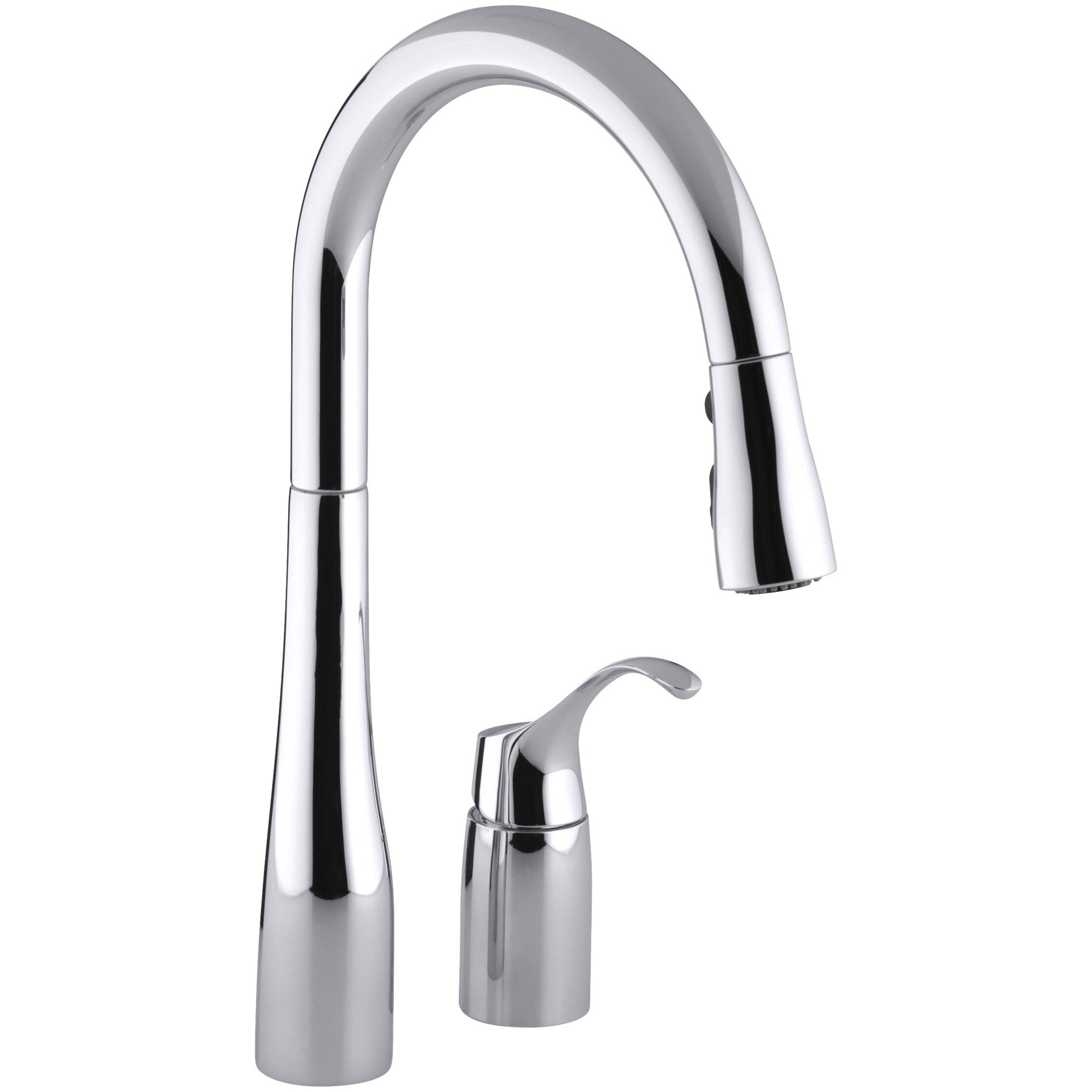 Kohler Kitchen Faucet Leaking