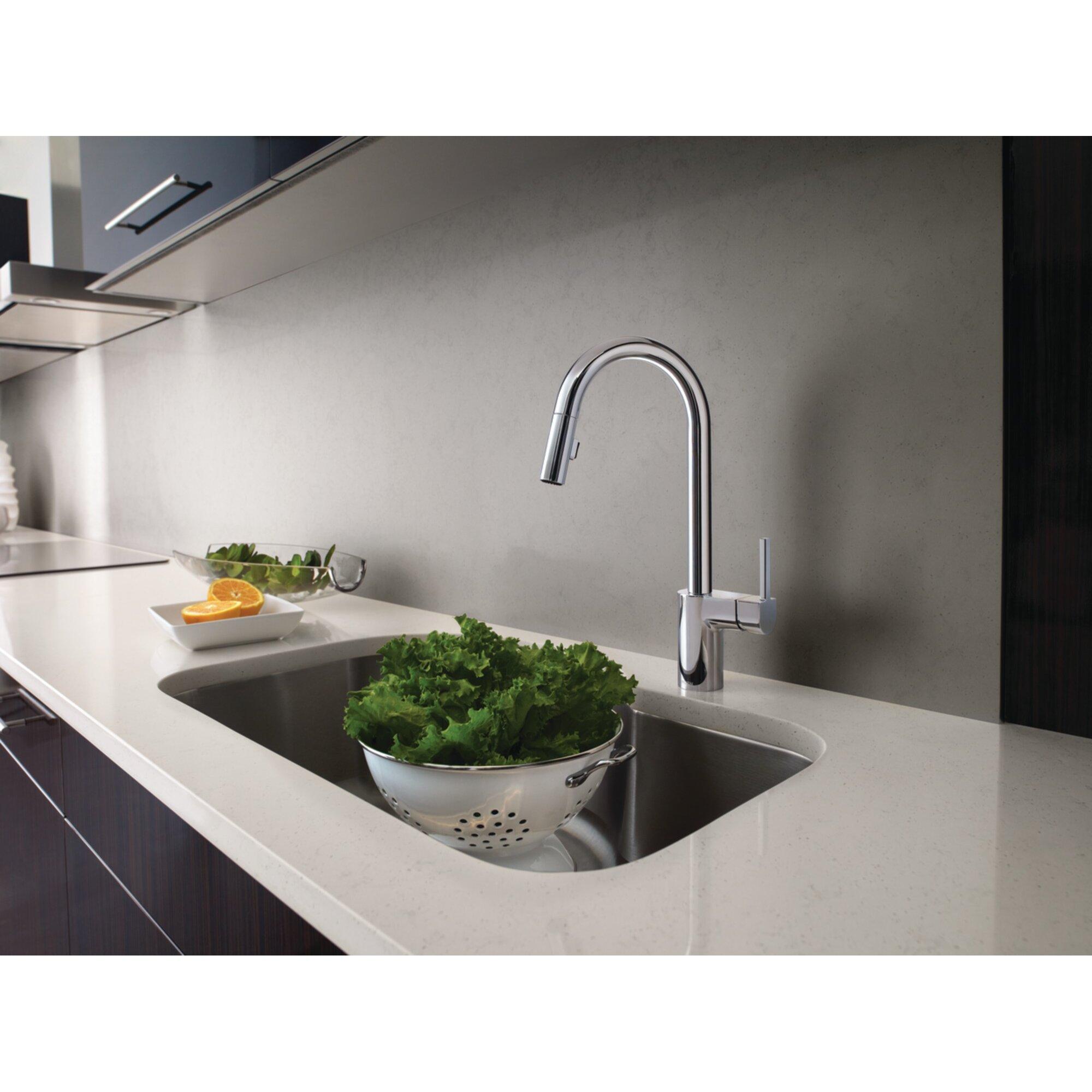 Moen Align Single Handle Kitchen Faucet Reviews – Single Kitchen Faucet