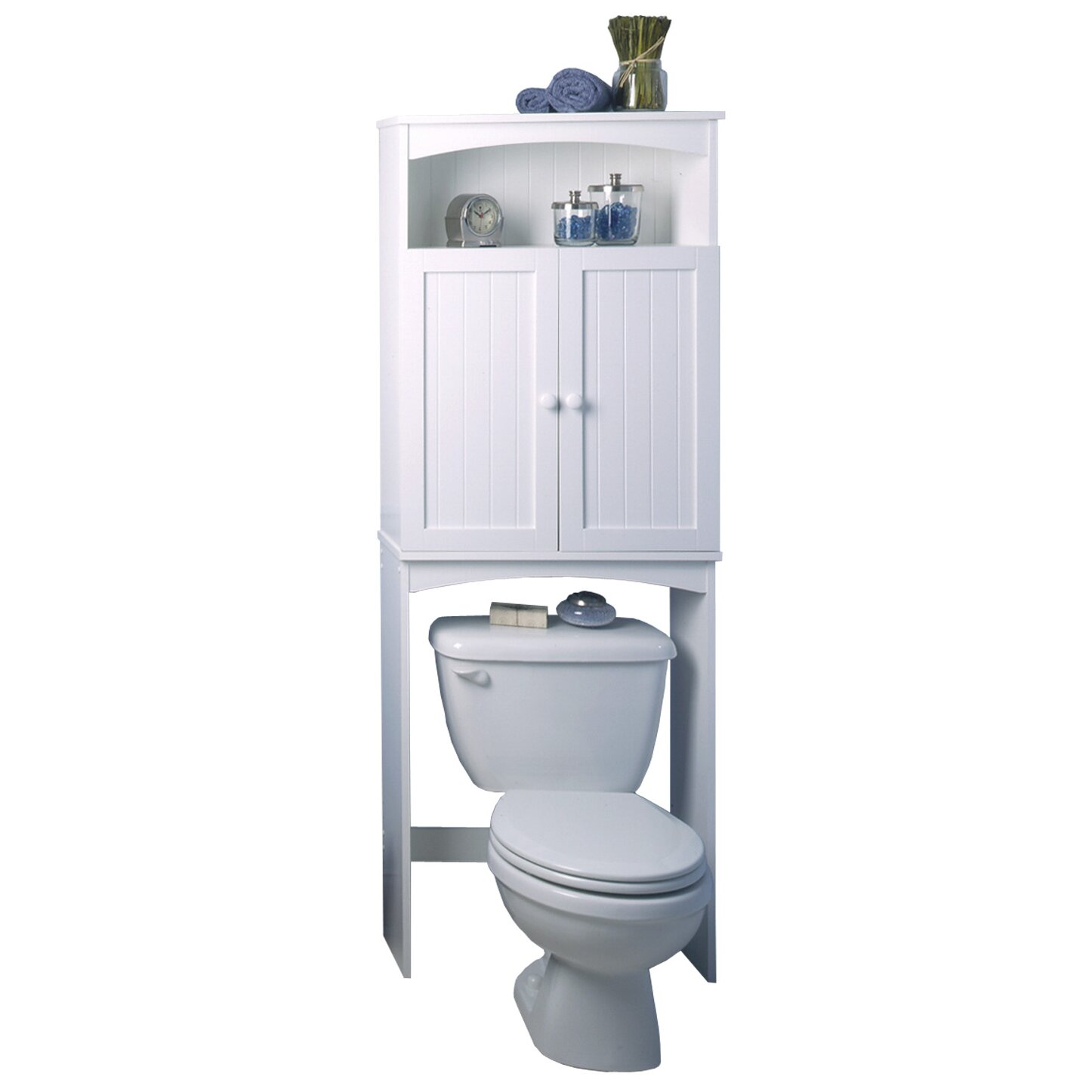 Over Toilet Storage Cabinet