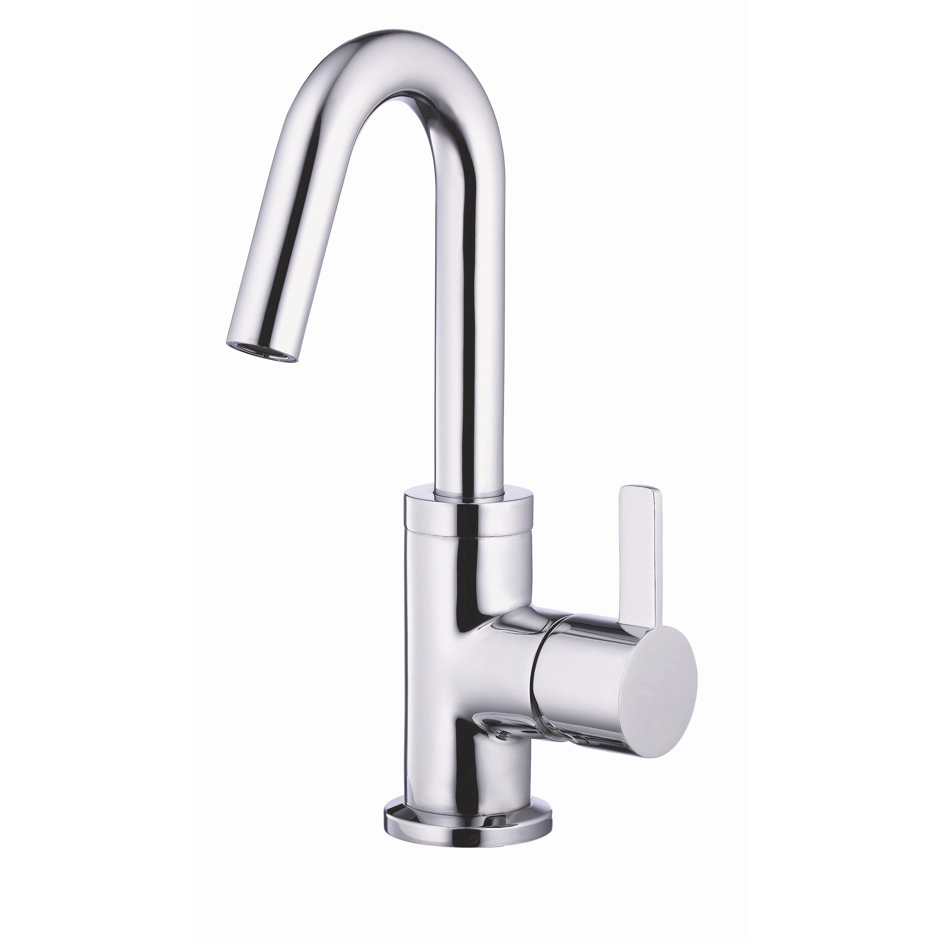 Danze reg  Amalfi Single Handle Single Hole Bathroom Faucet. Danze Amalfi Single Handle Single Hole Bathroom Faucet   Reviews