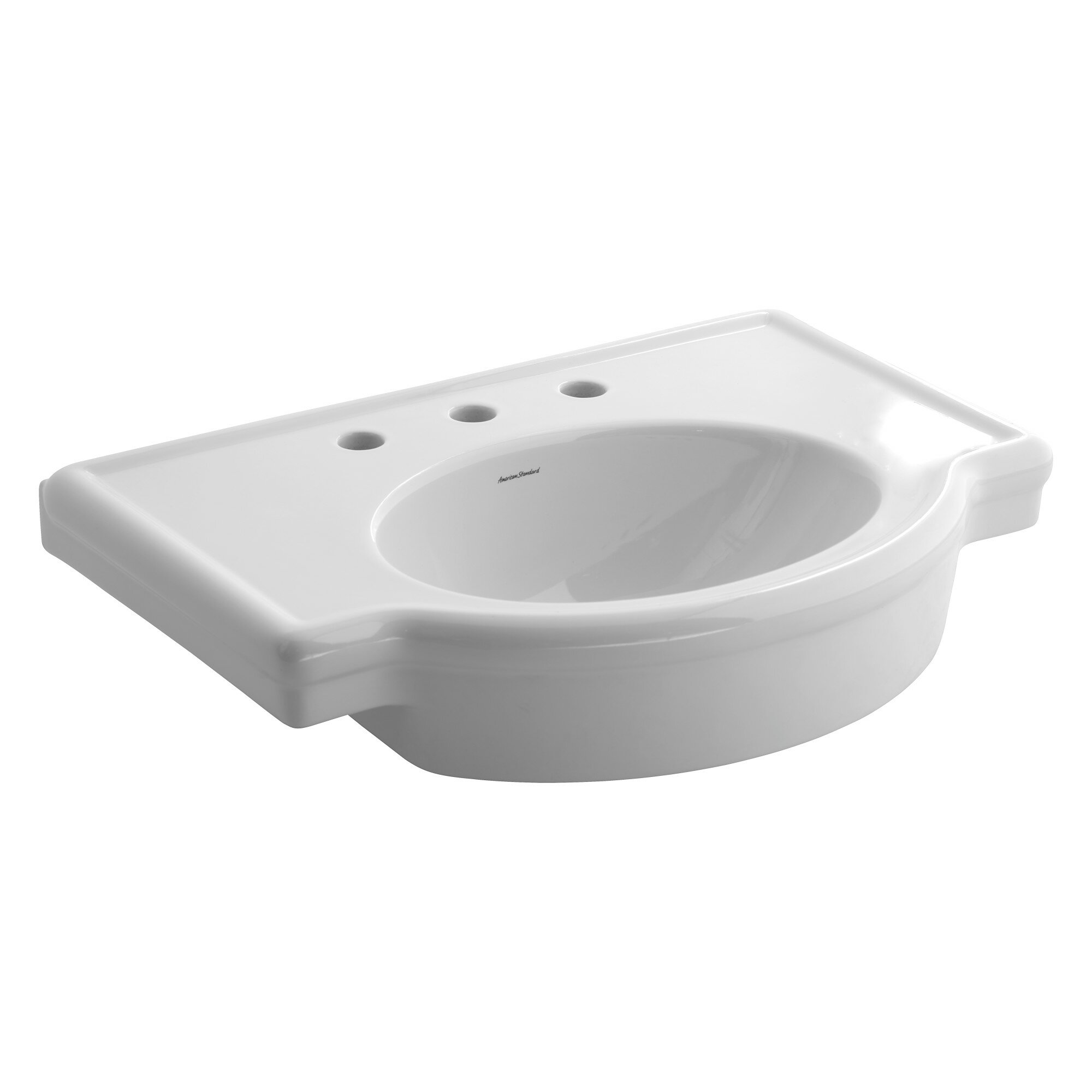 American Standard Retrospect 27 Quot Console Bathroom Sink