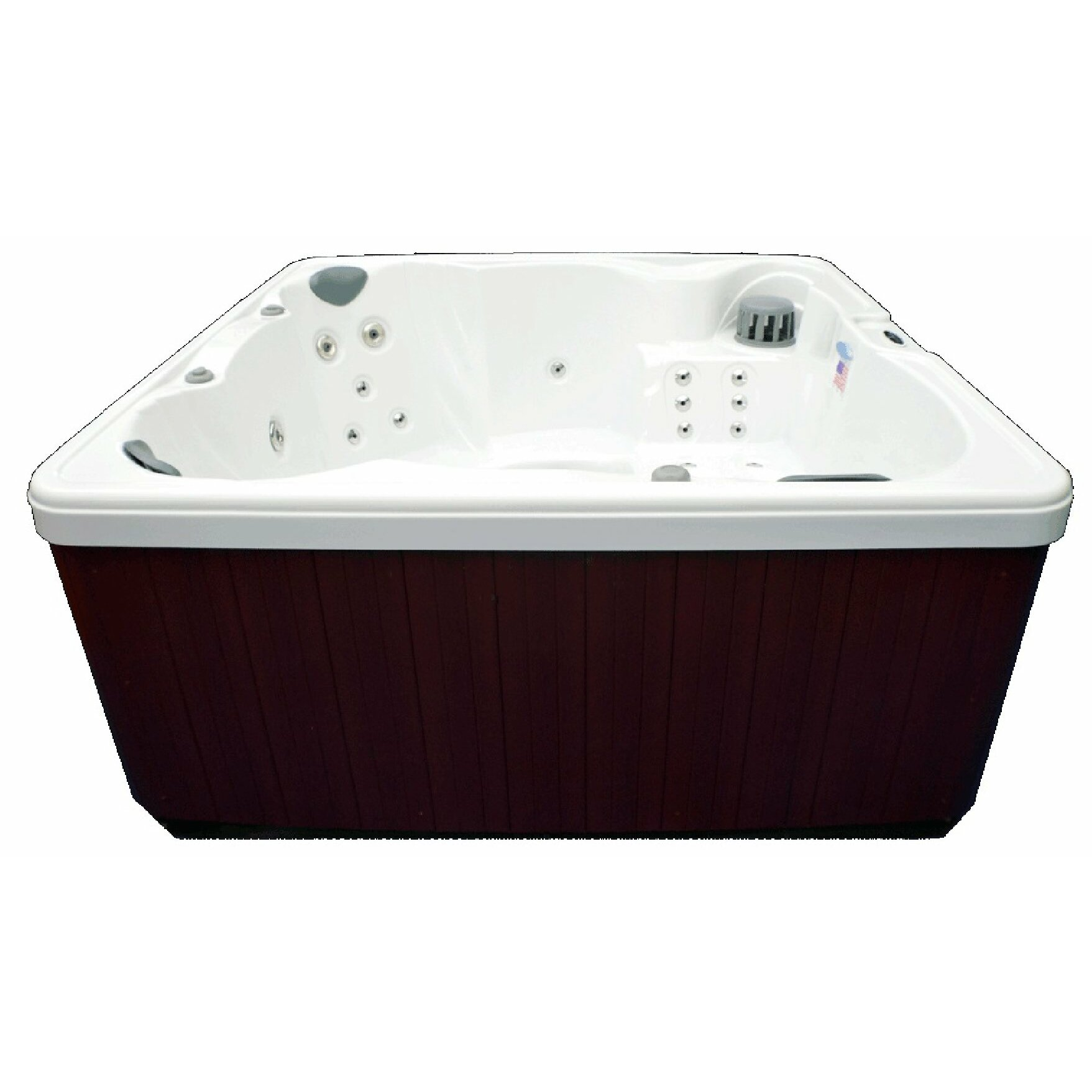 Home And Garden Spas 5 Person 32 Jet Spa With Ozone System